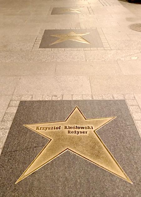 Cosa vedere a Lodz, Walk of Fame