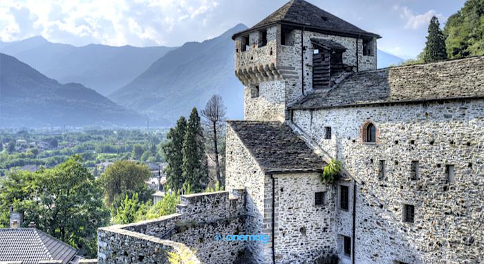 Cosa vedere a Vogogna, castello