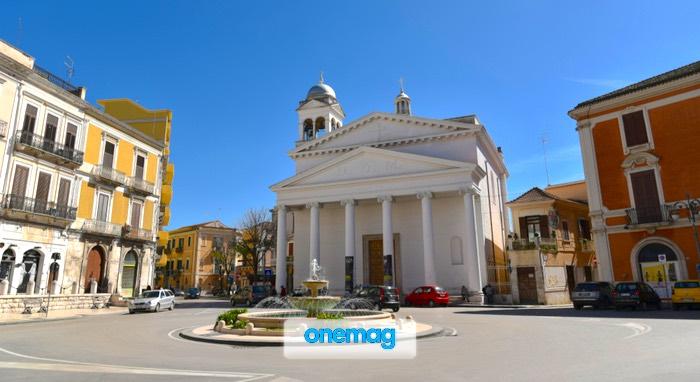 Cosa vedere a Foggia: Chiesa di San Francesco Daverio