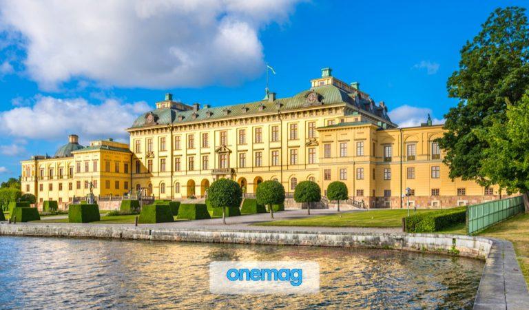 Castello di Drottningholm, Stoccolma   Il palazzo rinascimentale della famiglia reale svedese