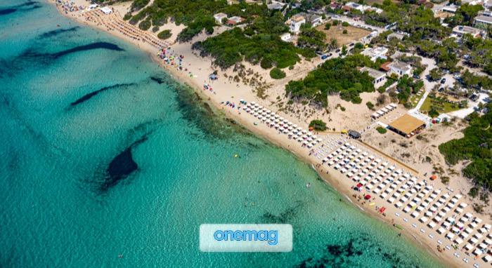 Le spiagge di Porto Cesareo