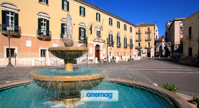 Cosa vedere a Foggia: Palazzo della Dogana