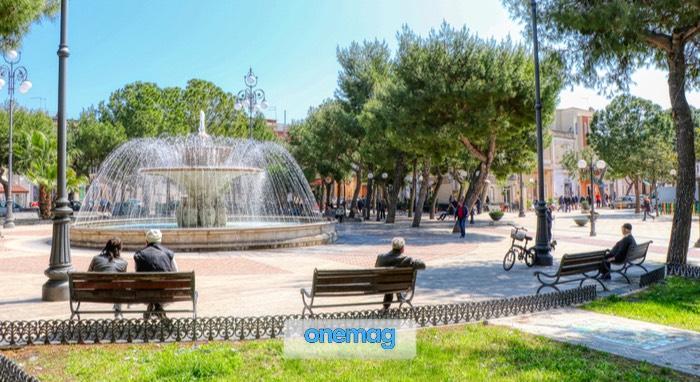Piazza Principe di Piemonte di Grottaglie, Taranto