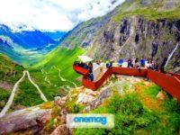 Trollstigen (Strada dei Troll), Norvegia | La scenografica strada nei fiordi norvegesi