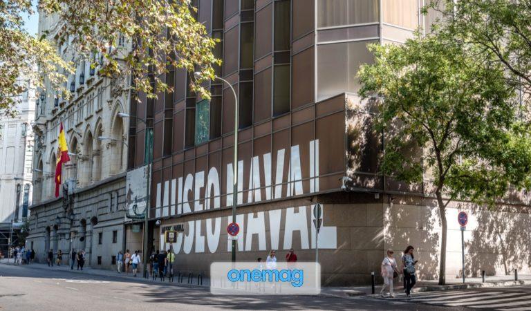 Museo Navale di Madrid, Spagna   Guida turistica e storia del celebre Museo Naval, Madrid