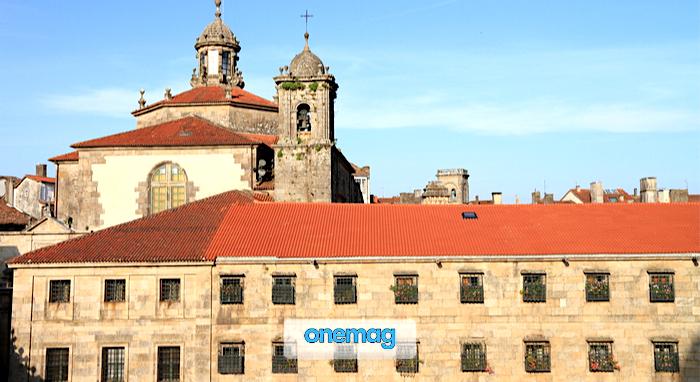 Cosa vedere a Santiago de Compostela, Monastero di San Paio Antealtares