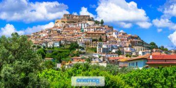 Rocca Imperiale, il medievale e scenografico borgo della Calabria, in provincia di Cosenza