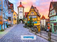 10 borghi più affascinnti d'Europa